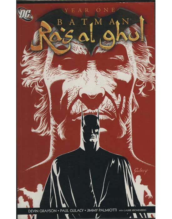 Year One - Batman - Ra's Al Ghul (em inglês)