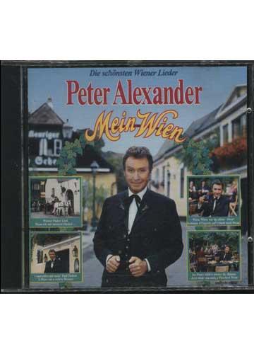 Peter Alexander - Mein Wien *importado*