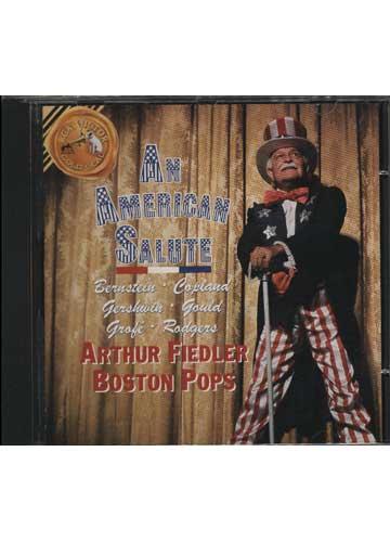 An American Salute - Boston Pops / Arthur Fiedler *importado*