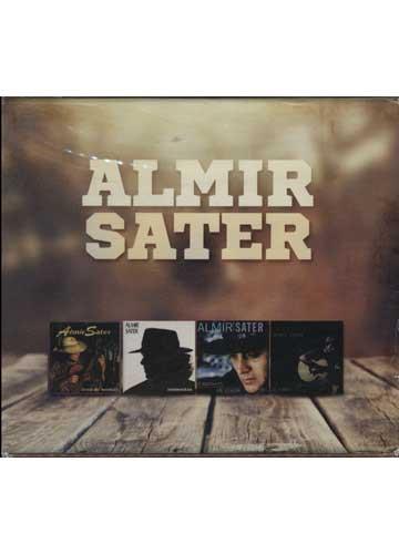 Almir Sater - Terra de Sonhos / Instrumental Dois / Caminhos me Levem / 7 Sinais *4 discos (CD)*