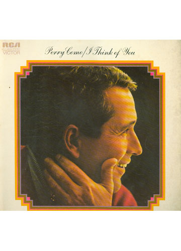 Perry Como - I Think of You - Importado