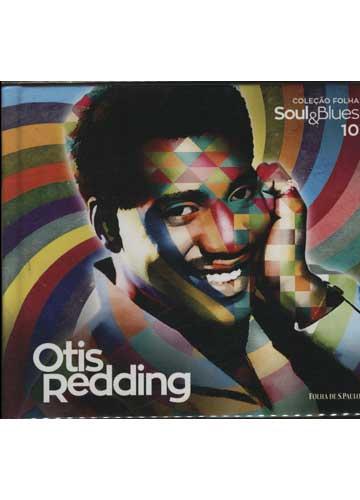 Otis Redding - Coleção Folha Soul&Blues - Volume 10 *CD + Livro*
