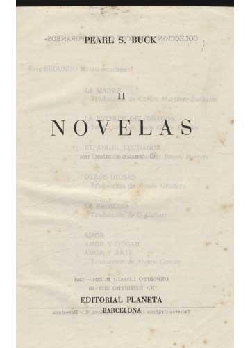 Novelas - Volume II