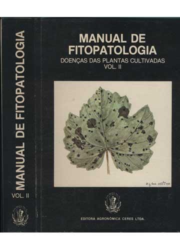 Manual de Fitopatologia - Volume 2
