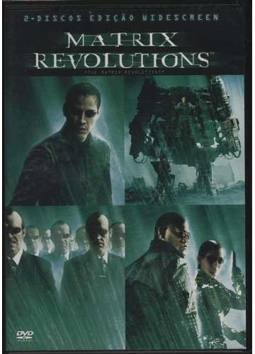 Matrix Revolutions *duplo*