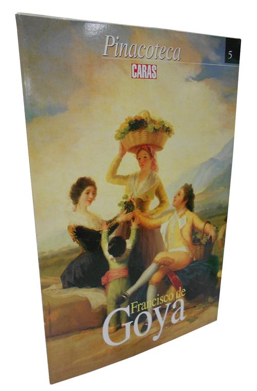 Pinacoteca Caras - Nº 05 - Francisco de Goya
