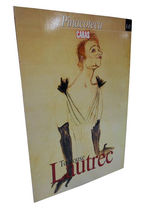 Pinacoteca Caras - Nº 10 - Toulouse Lautrec