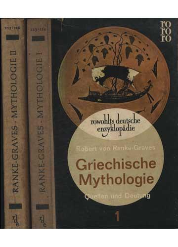 Mythologie - Griechische Mythologie - 2 Volumes (em alemão)