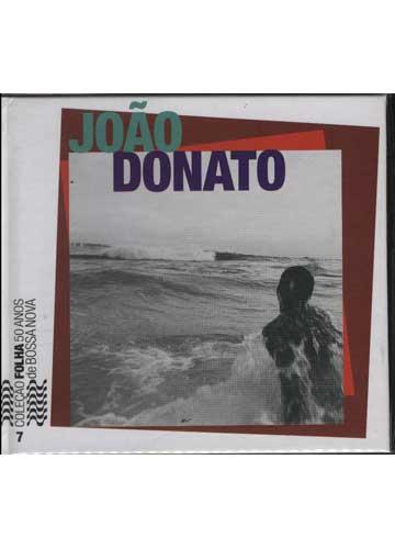 Coleção Folha 50 Anos de Bossa Nova - Nº.7 - João Donato *CD + Livro*