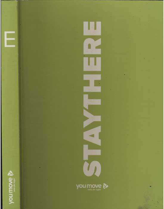 You Move - Saia do Lugar - Volume E - Staythere