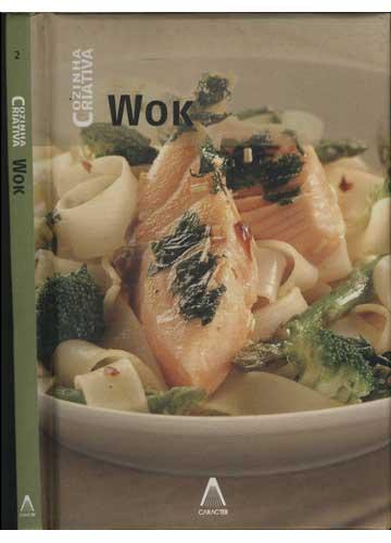 Cozinha Criativa - Wok
