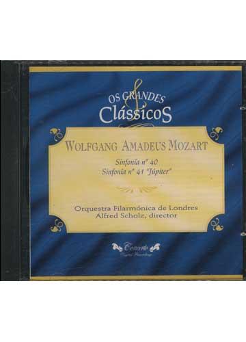 W.A. Mozart - Sinfonías - Nºs. 40 y 41