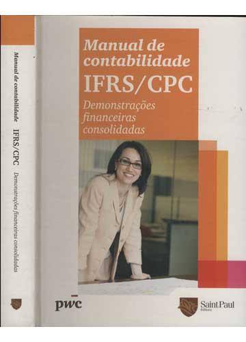 Manual de Contabilidade IFRS/CPC - Demonstrações Financeiras Consolidadas