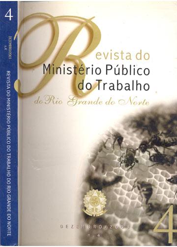 Revista do Ministério Público do Trabalho do Rio Grande do Norte - nº.4