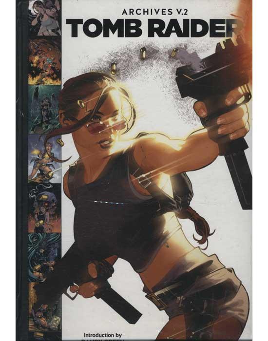 Tomb Raider - Archives - Volume 2 (em inglês)
