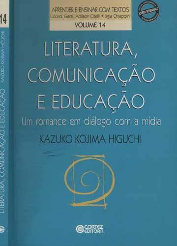Literatura Comunicação e Educação