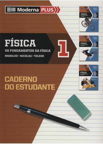 Moderna Plus - Física 1 - Caderno do Estudante