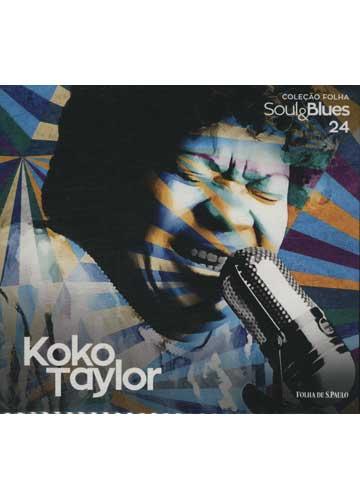 Koko Taylor - Coleção Folha Soul & Blues - Volume 24 *CD + Livro*