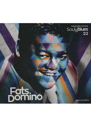 Fats Domino - Coleção Folha Soul & Blues - Volume 22 *CD + Livro*