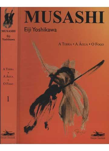 Musashi - Volume 1 - A Terra / A Água / O Fogo