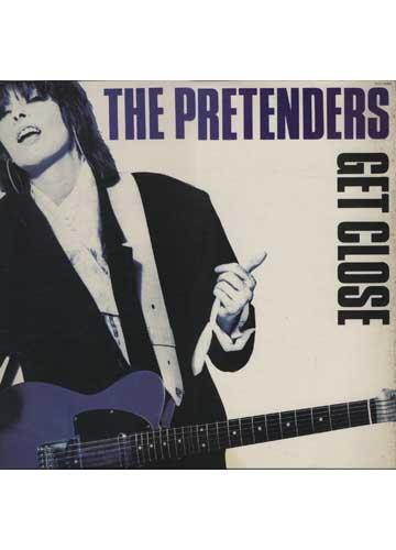 The Pretenders - Get Close - Com Encarte
