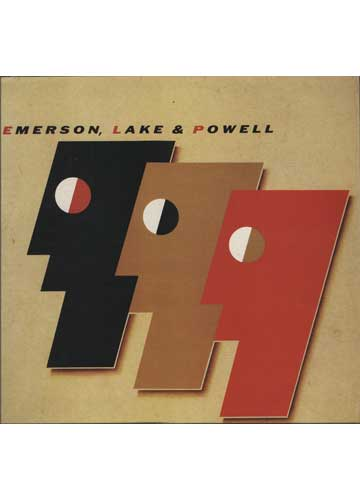 Emerson Lake & Powell - Com Encarte