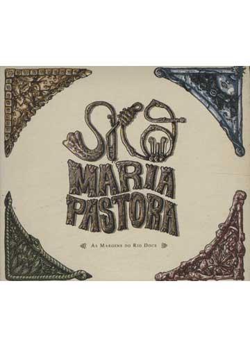 Ska Maria Pastora - As Margens do Rio Doce *digipack*