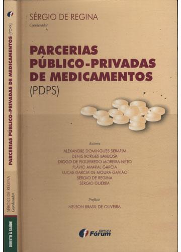 Parcerias Público-Privadas de Medicamentos - PDPS