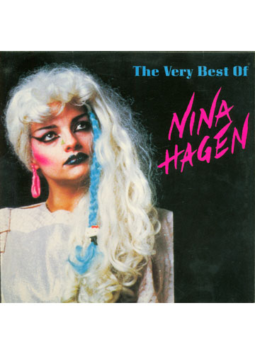 The Very Best of Nina Hagen *importado Alemão*