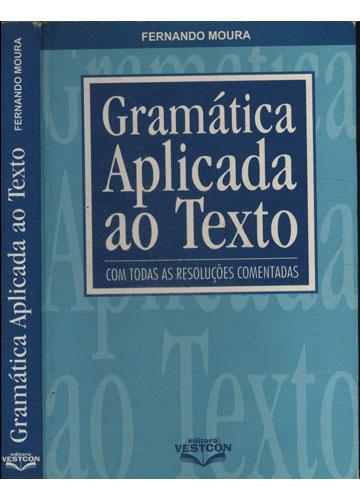 Gramática Aplicada ao Texto