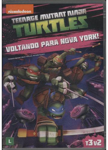 Teenage Mutant Ninja Turtles - Voltando para Nova York!
