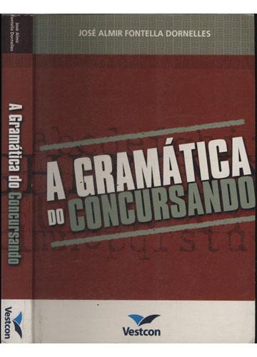 A Gramática do Concursando