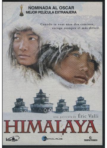 Himalaya *importado região 2*