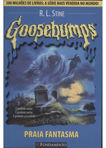 Goosebumps - Praia Fantasma