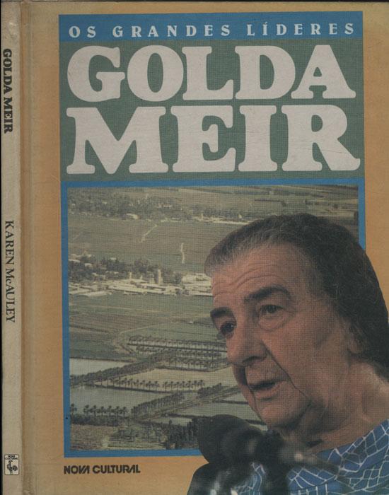 Golda Meir - Os Grandes Líderes