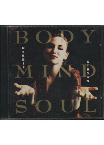 Debbie Gibson - Body Mind Soul *1ª. edição nacional*