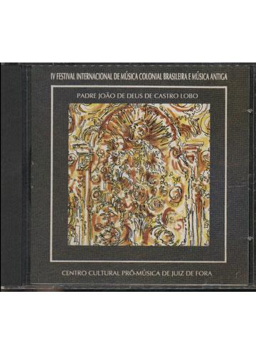 IV Festival Internacional de Música Colonial Brasileira e Música Antiga