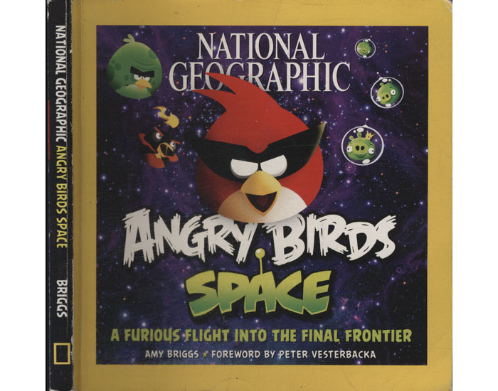 National Geographic - Angry Birds Space