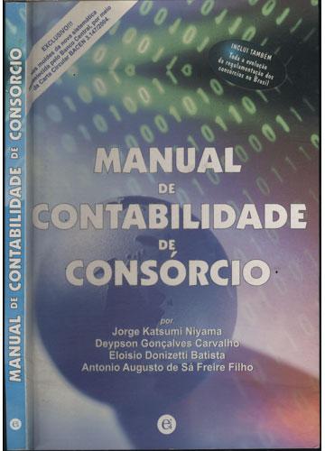 Manual de Contabilidade de Consórcio
