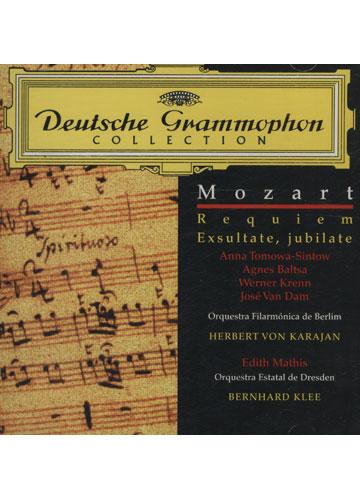 Mozart - Requiem - Exsultate Jubilate