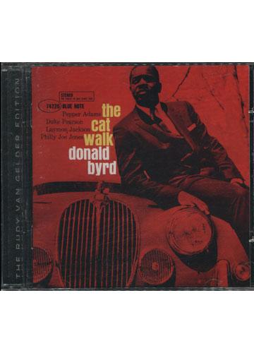 Donald Byrd - The Cat Walk *raro importado*