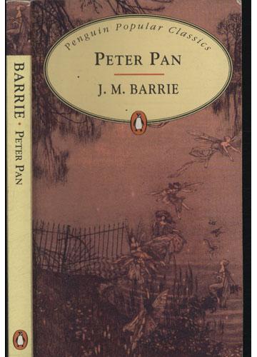 Peter Pan (em inglês)