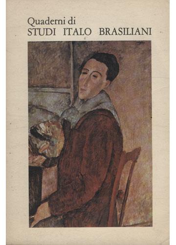 Quaderni di Studi Italo Brasiliani - Nº3 - Marzo - 1984