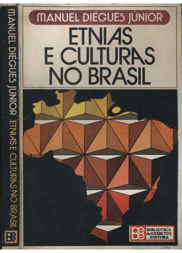 Etnias e Culturas no Brasil