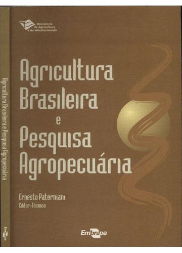 Agricultura Brasileira e Pesquisa Agropecuária