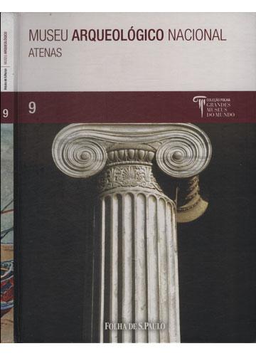 Museu Arqueológico - Museu Arqueológico Nacional - Atenas