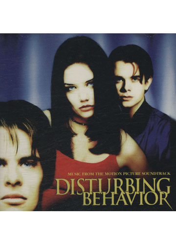 Disturbing Behavior - Music from The Motion Picture Soundtrack *importado*