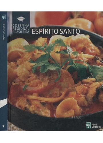 Espírito Santo - Cozinha Regional Brasileira - Volume 7