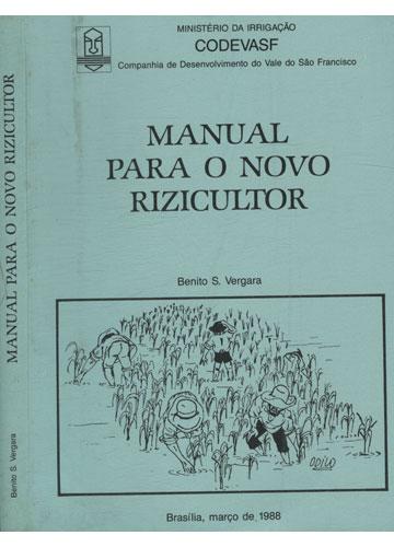 Manual para o Novo Rizicultor