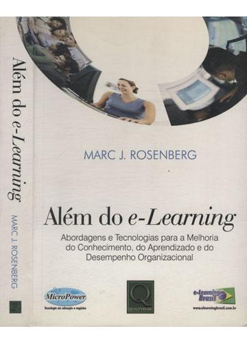 Além do E-Learning